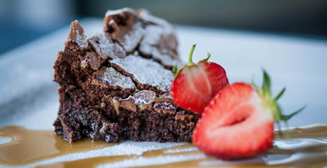 Flourless French Chocolate Cake